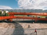 Площадь Азатлык в Набережных Челнах