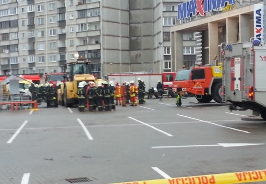 Число погибших в результате обрушения крыши магазина в Риге выросло до 32