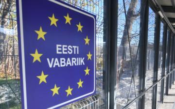 С 17 марта Эстония закрывает границу для иностранцев