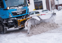 Департамент шоссейных дорог зимой вложит дополнительно два миллиона евро в уход за дорогами