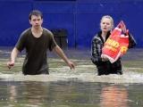 Чешское наводнение перепугало туристов