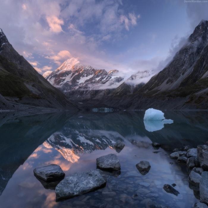 Красота Земли в фотографиях Даниила Коржонова