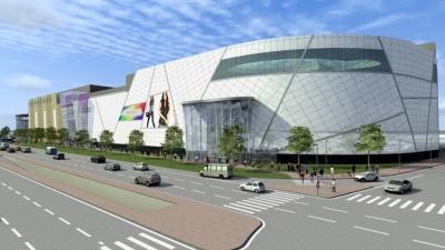 Pro Kapital продлил строительство центра с сетью кинозалов и колесом обозрения в Юлемисте до 2018 года
