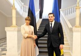 """Украина хочет глубже понять опыт Эстонии в построении """"государства в смартфоне"""""""