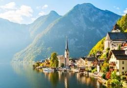6 самых красивых городов на берегу озера в Европе