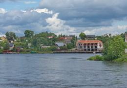 В Ивангороде на берегу Наровы построят променад