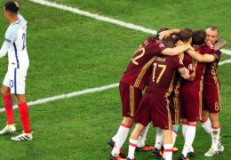 Сборная России: 1:1 в стартовом матче против англичан