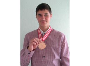 Константин Дукач привозит с олимпиад не только медали