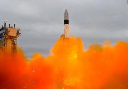 На орбиту вывели три новых российских военных спутника