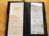 Ресторан, в котором нет цен на блюда