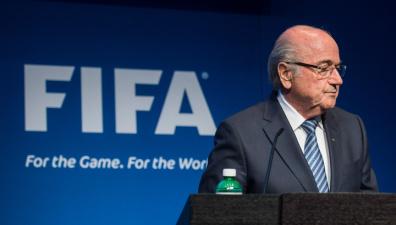 Президент ФИФА Йозеф Блаттер госпитализирован