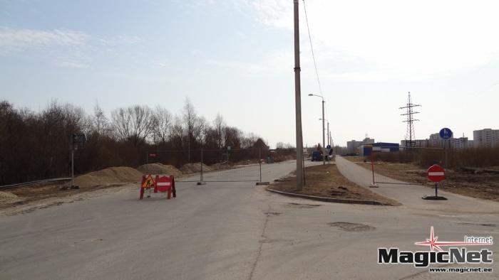 На капитальный ремонт нарвских дорог запланировано 1,5 млн евро
