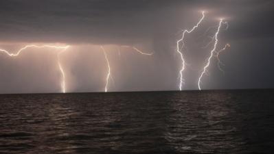 Вечером в Эстонии пройдут грозы и дожди, возможен град