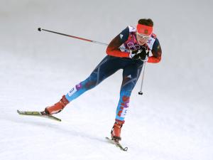 Лыжник Устюгов вышел в финал олимпийского спринта