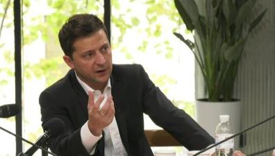 Зеленский: особый статус Донбасса - это не автономия