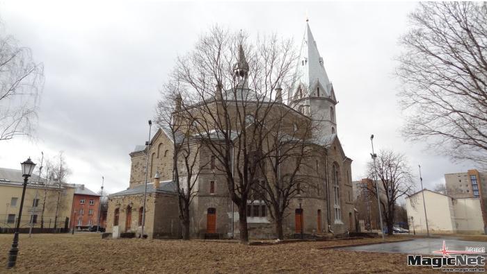 Нарвский Александровский собор вернут EELK