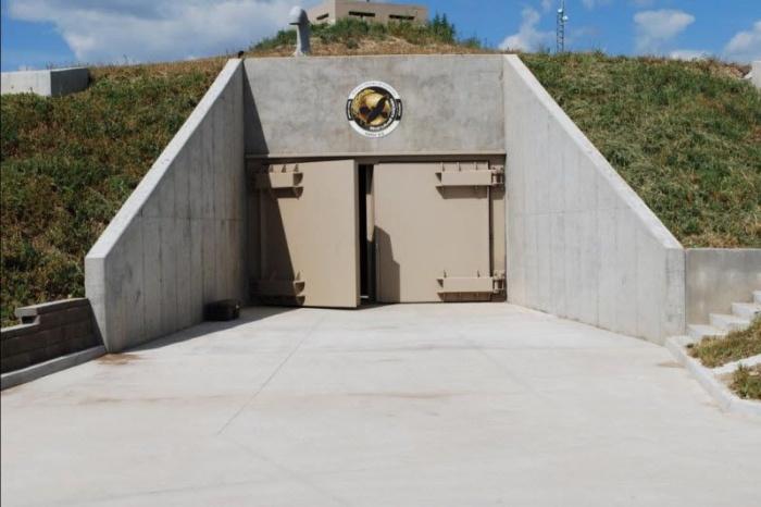 Подземная многоэтажка, в которой можно комфортно пережить конец света