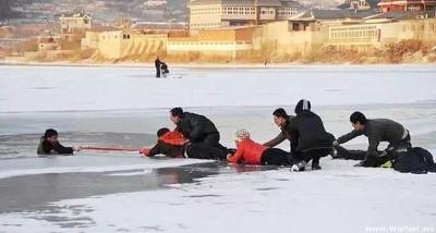 Как обычный шарф и подготовка в оказании первой помощи могут спасти человеческую жизнь