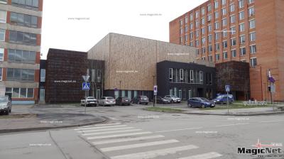 В бюджете Нарвы не предусмотрены деньги для театрального центра Vaba Lava