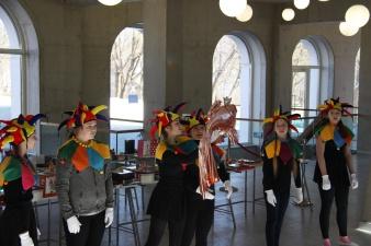 «Золотая рыбка» в сетях школьных театров