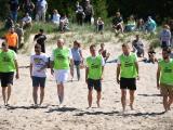 Пляжный футбол: городская управа Нарвы проиграла коллегам из Нарва-Йыэсуу
