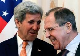 Керри в Москве: торг за Асада и Савченко