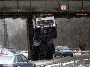 Новая опора для моста?