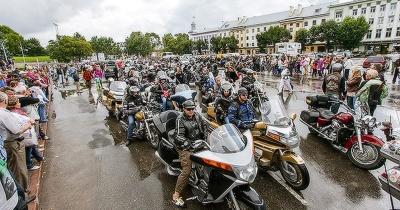 Нарвский байкерский клуб: мотоциклы – это наша жизнь