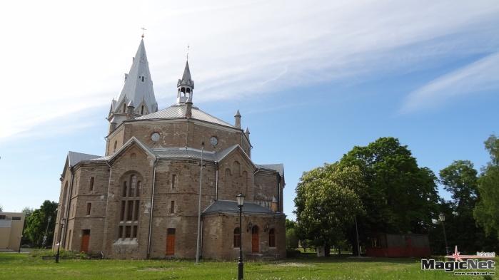 Государство и ЭЕЛЦ заплатят кредиторам за Нарвскую Александровскую церковь 375 000 евро