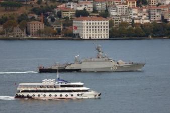 СМИ: малые ракетные корабли России могут войти в Балтийское море – официально о целях похода не сообщается