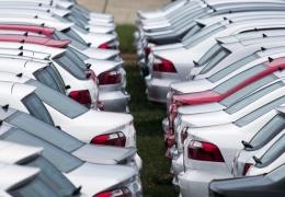 В Эстонии растут продажи новых автомобилей