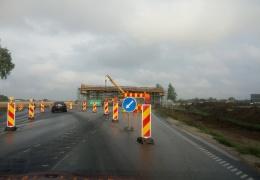 Четырехполосное шоссе свяжет Йыхви и Нарву к 2030 году