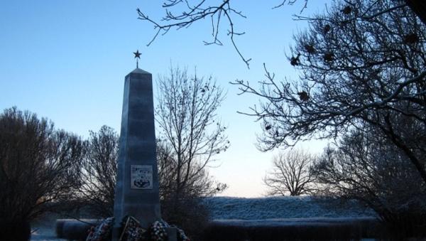 Церковь просит поменять на обелиске в Нарве пятиконечную звезду на крест