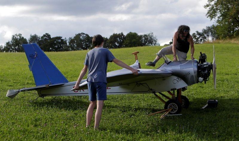 Проект свой самолет своими руками