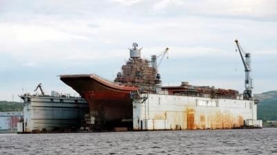 Россия останется без боевых кораблей