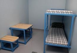 Полиция до сих пор не завершила расследование побега задержанных из арестантского дома в Нарве