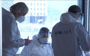 За сутки коронавирус диагностирован у 57 человек, в Харьюмаа добавилось 37 новых случаев