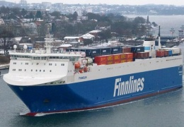 Задержано очередное транспортное средство с российским оружием для Сирии - судно в Финляндии