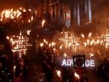 Великобритания в огне: как отметили Ночь Гая Фокса