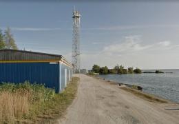 Территорию порта Кулгу на Нарвском водохранилище приведут в порядок