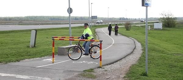 В Нарве спроектируют 30 километров велодорожек