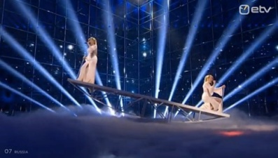 Эстонским телезрителям песня России понравилась, а жюри - нет