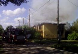 Силламяэ в огне: за три дня в городе произошло 10 пожаров