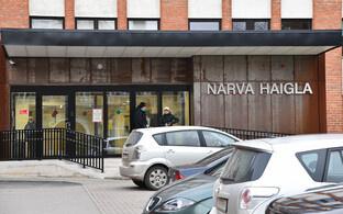 Нарвская больница в субботу стала одним из крупнейших вакцинационных пунктов Ида-Вирумаа