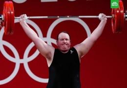 Первый трансгендер бесславно завершил выступление на Олимпиаде