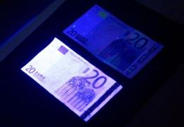 В Эстонии в этом году зафиксировали свыше 200 случаев использования фальшивых купюр