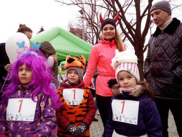 Нарвский Благотворительный Веселый забег: помогаем детдому