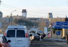 Штрафы за катавшегося на автомобиле по Ивангороду нарвитянина придется заплатить хозяину машины