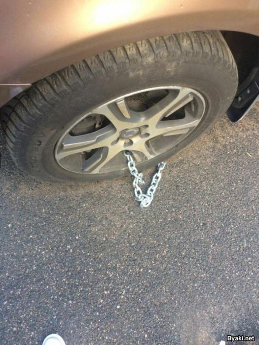 Мошенник придумал уникальную идею развода водителей, но немного лоханулся