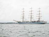 В Таллинн пришли крупнейшие в мире парусники